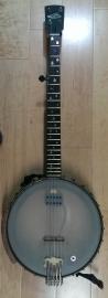 New Rickard banjo